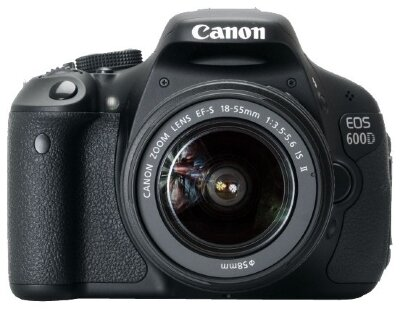 Canon EOS 600D 18-55 IS