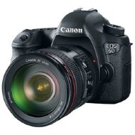 Canon 6D kit WG 24-105m F/4L IS USM